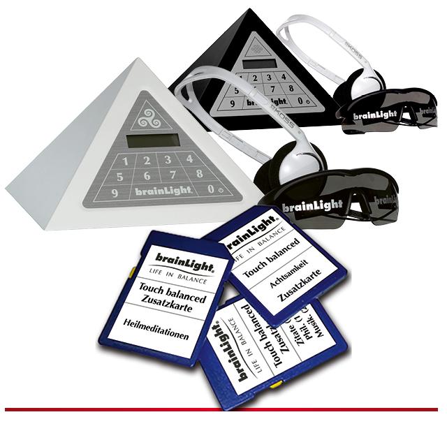 Zusatz SD-Karten mit brainLigt Programmen - Sylvester Konzepte